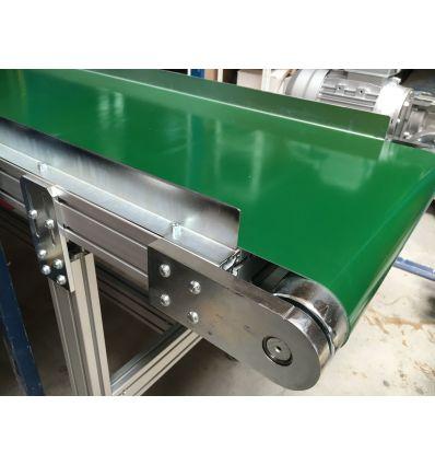 Hladký dopravníkový pás DPA 2-20 G-05